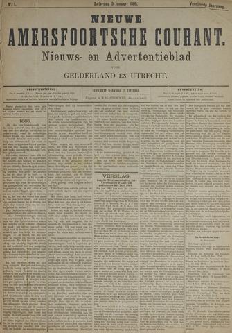 Nieuwe Amersfoortsche Courant 1885-01-03