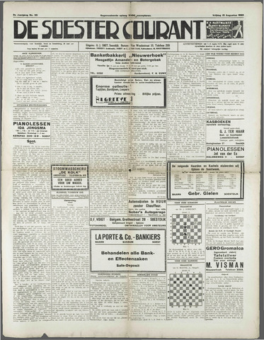 Soester Courant 1930-08-15