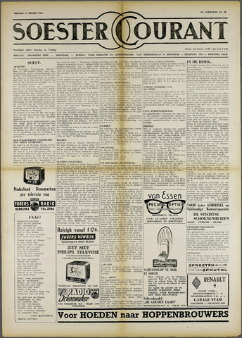 Soester Courant 1955-03-11