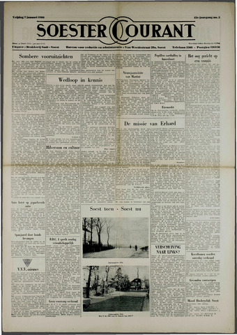 Soester Courant 1966-01-07