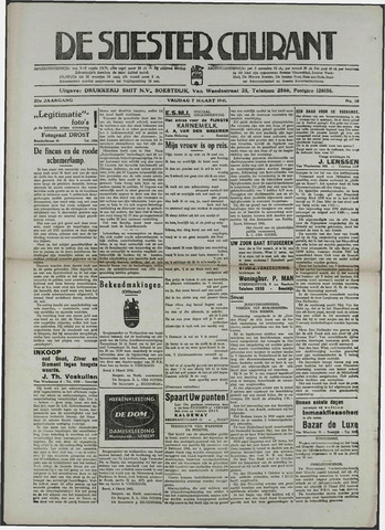 Soester Courant 1941-03-07