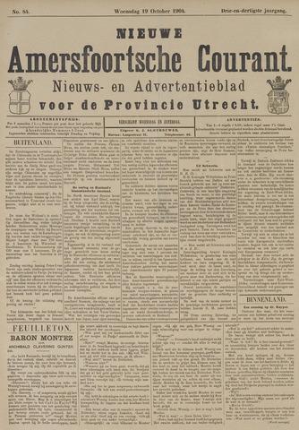 Nieuwe Amersfoortsche Courant 1904-10-19