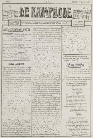 De Kampbode 1916-03-12