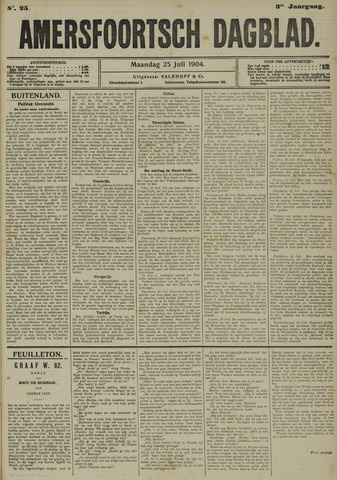 Amersfoortsch Dagblad 1904-07-25