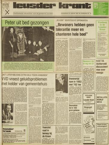 Leusder Krant 1983-01-20