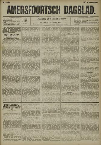 Amersfoortsch Dagblad 1909-09-20