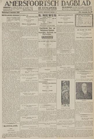 Amersfoortsch Dagblad / De Eemlander 1928-11-21