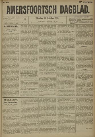 Amersfoortsch Dagblad 1911-10-10