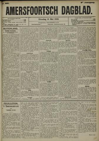 Amersfoortsch Dagblad 1908-05-19