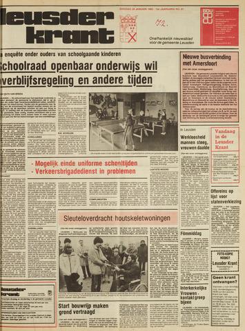 Leusder Krant 1982-01-26