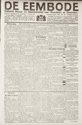De Eembode 1917-01-23