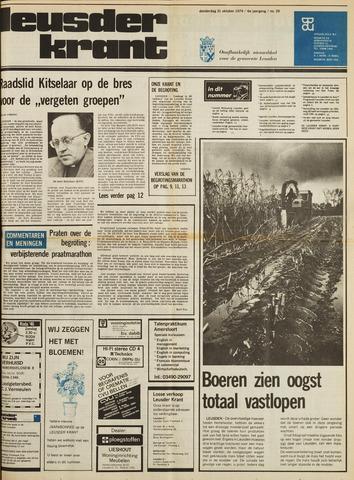 Leusder Krant 1974-10-31