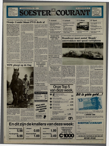 Soester Courant 1994-04-20