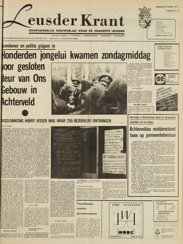 Leusder Krant 1973-11-22
