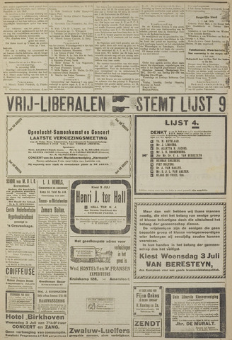 Amersfoortsch Dagblad / De Eemlander 1918-07-02