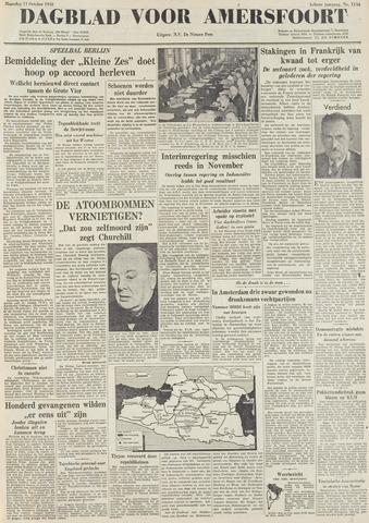 Dagblad voor Amersfoort 1948-10-11