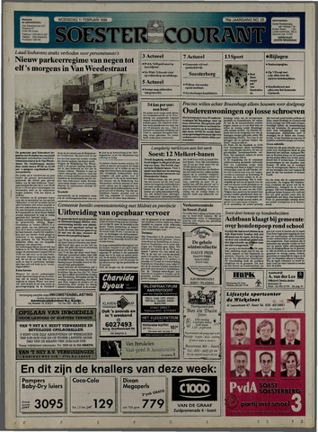 Soester Courant 1998-02-11
