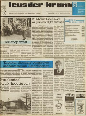 Leusder Krant 1989-04-26