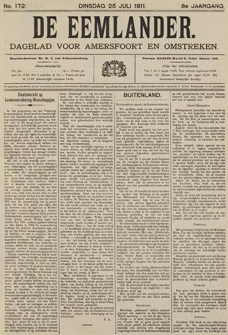 De Eemlander 1911-07-25