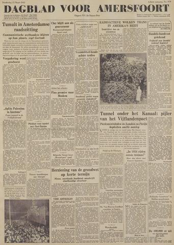 Dagblad voor Amersfoort 1948-03-25