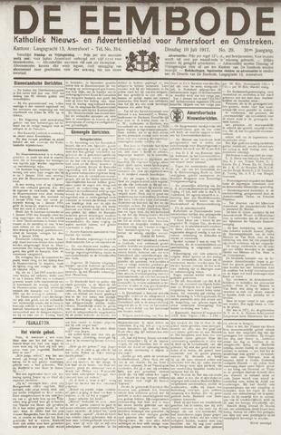 De Eembode 1917-07-10