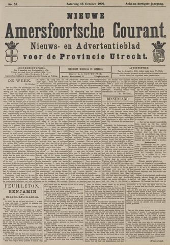 Nieuwe Amersfoortsche Courant 1909-10-16