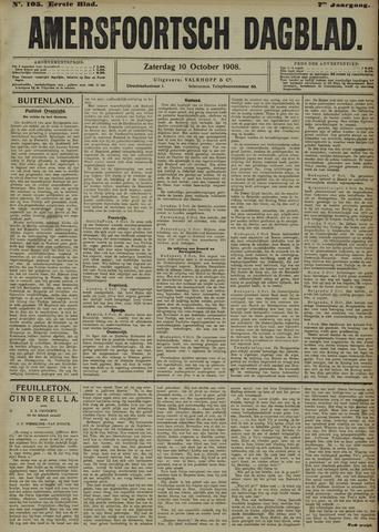 Amersfoortsch Dagblad 1908-10-10