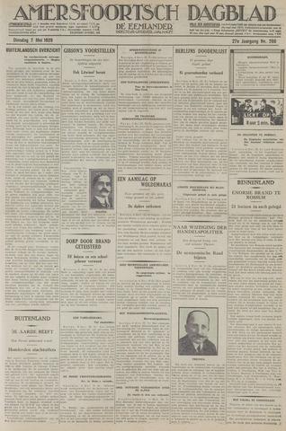 Amersfoortsch Dagblad / De Eemlander 1929-05-07