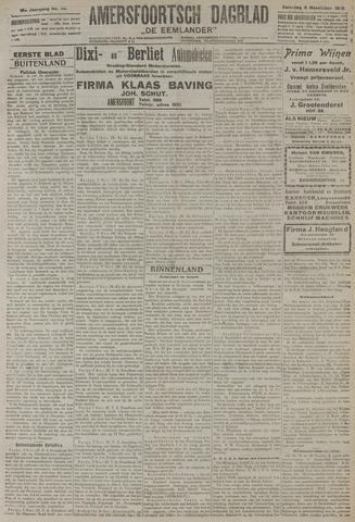 Amersfoortsch Dagblad / De Eemlander 1919-11-08