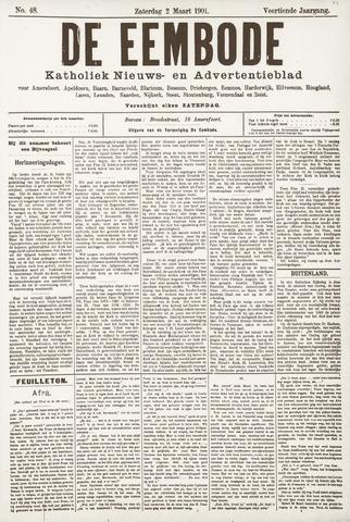 De Eembode 1901-03-02
