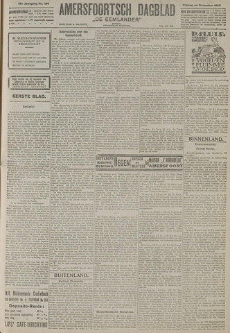 Amersfoortsch Dagblad / De Eemlander 1920-12-24