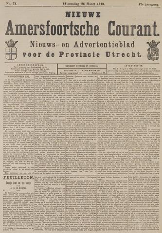 Nieuwe Amersfoortsche Courant 1913-03-26