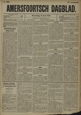 Amersfoortsch Dagblad 1908-06-24