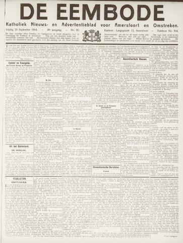 De Eembode 1914-09-25