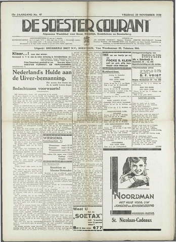 Soester Courant 1934-11-23