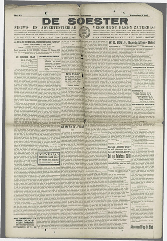 Soester Courant 1927-07-02