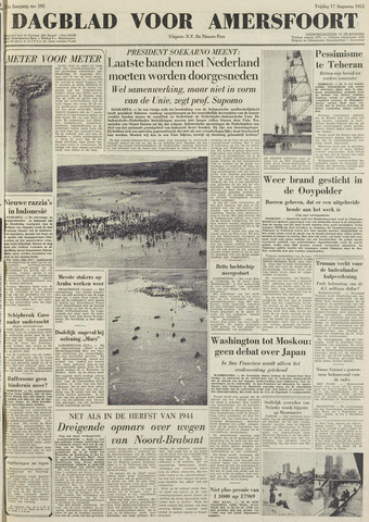 Dagblad voor Amersfoort 1951-08-17