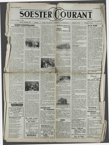 Soester Courant 1954-02-26