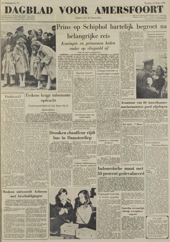 Dagblad voor Amersfoort 1950-03-20