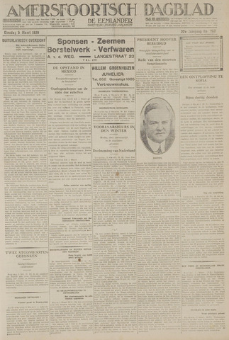 Amersfoortsch Dagblad / De Eemlander 1929-03-05