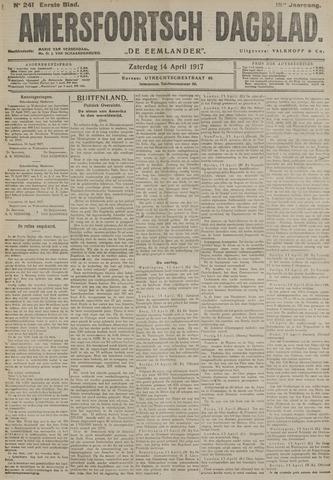 Amersfoortsch Dagblad / De Eemlander 1917-04-14