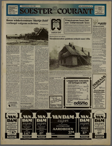 Soester Courant 1984-07-04