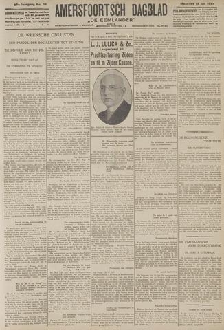 Amersfoortsch Dagblad / De Eemlander 1927-07-18