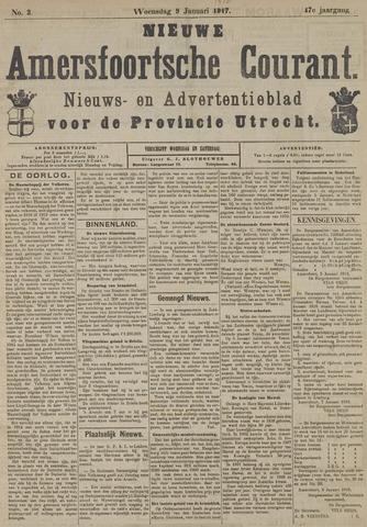 Nieuwe Amersfoortsche Courant 1918-01-09