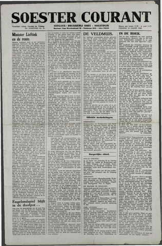 Soester Courant 1949-03-15