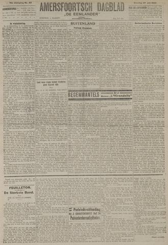 Amersfoortsch Dagblad / De Eemlander 1920-07-27