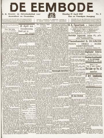 De Eembode 1927-04-19