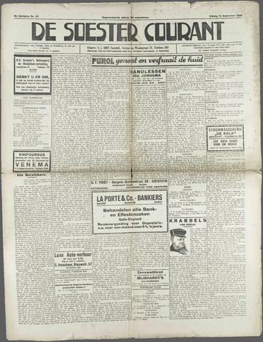 Soester Courant 1929-09-13