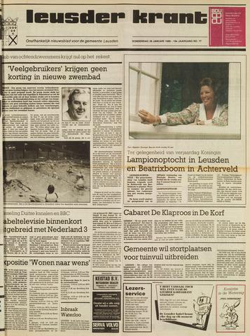Leusder Krant 1988-01-28