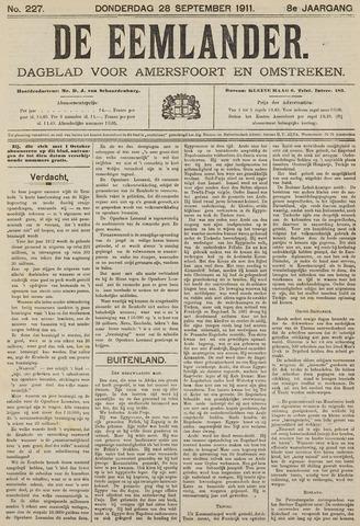 De Eemlander 1911-09-28